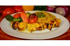 Broiled Chicken Kabob (Breast)