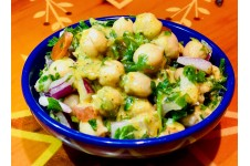 Indian Bean Salad