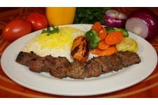 Broiled Steak Kabob