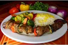 Broiled Steak Kabob