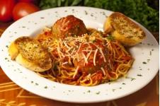 Spaghetti, Angel hair, or Penne Marinara